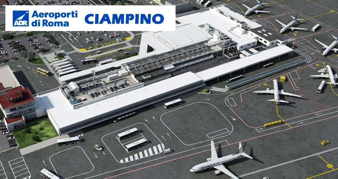 Rome-Ciampino G. B. Pastine International Airport
